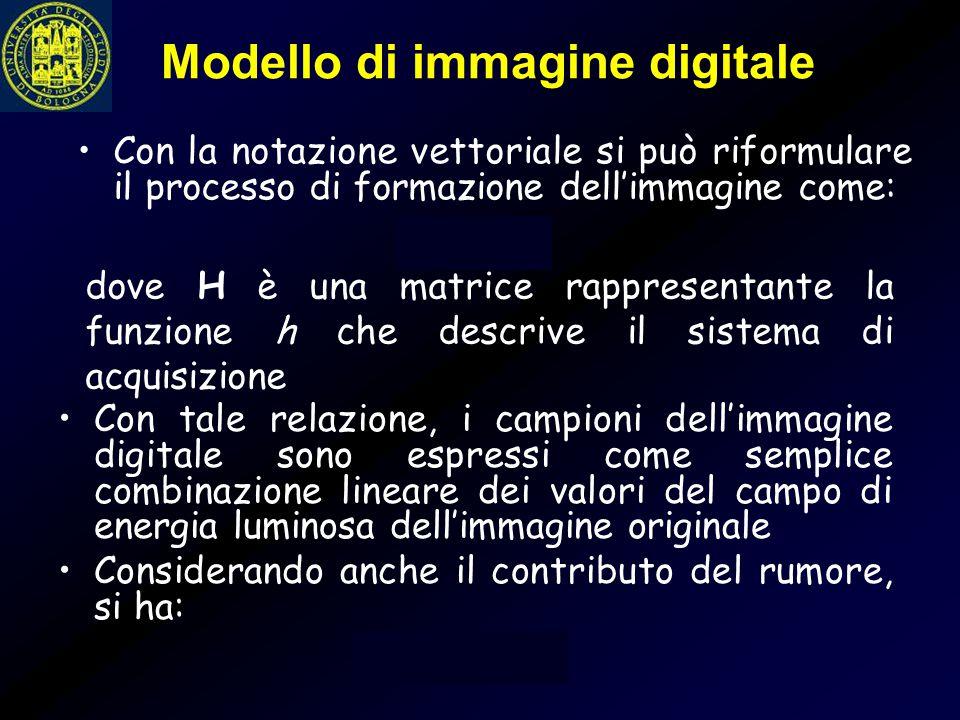 Modello di immagine digitale