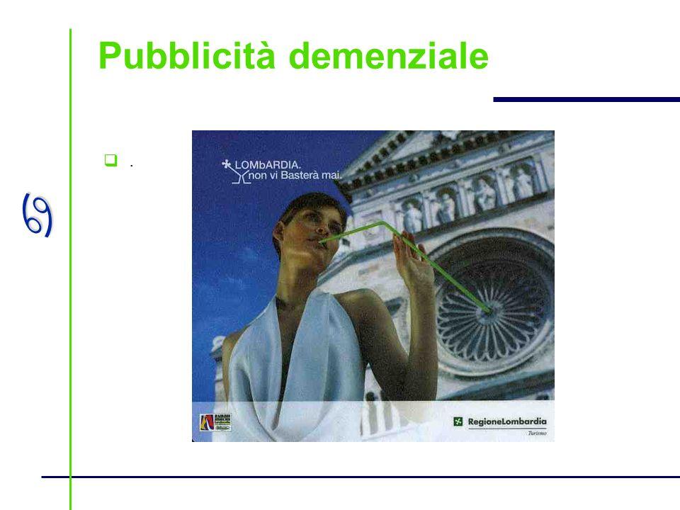Pubblicità demenziale