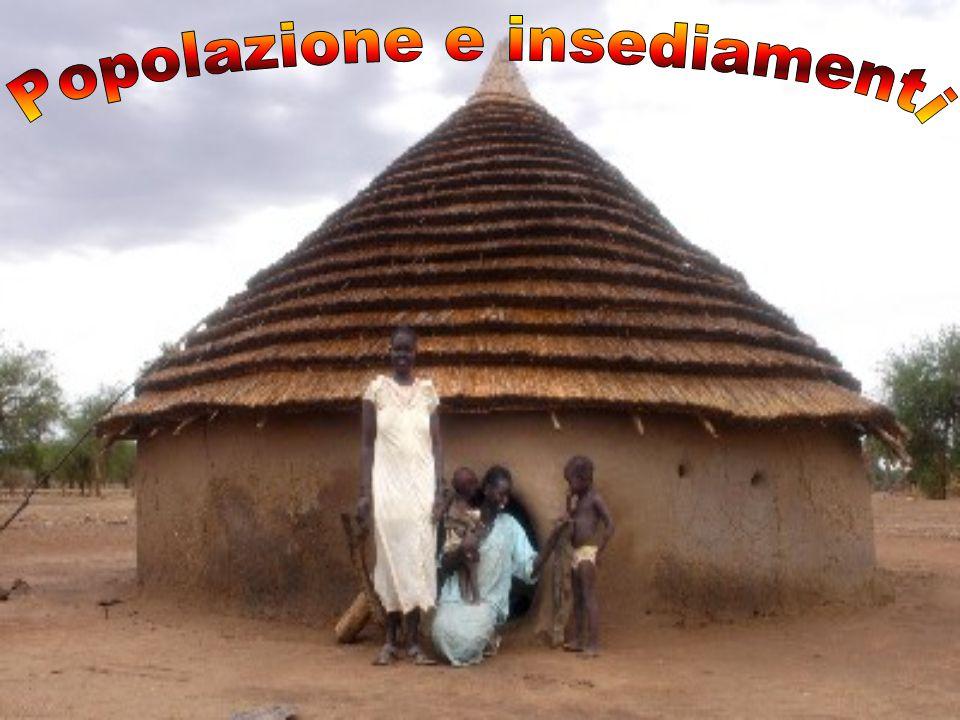 Popolazione e insediamenti
