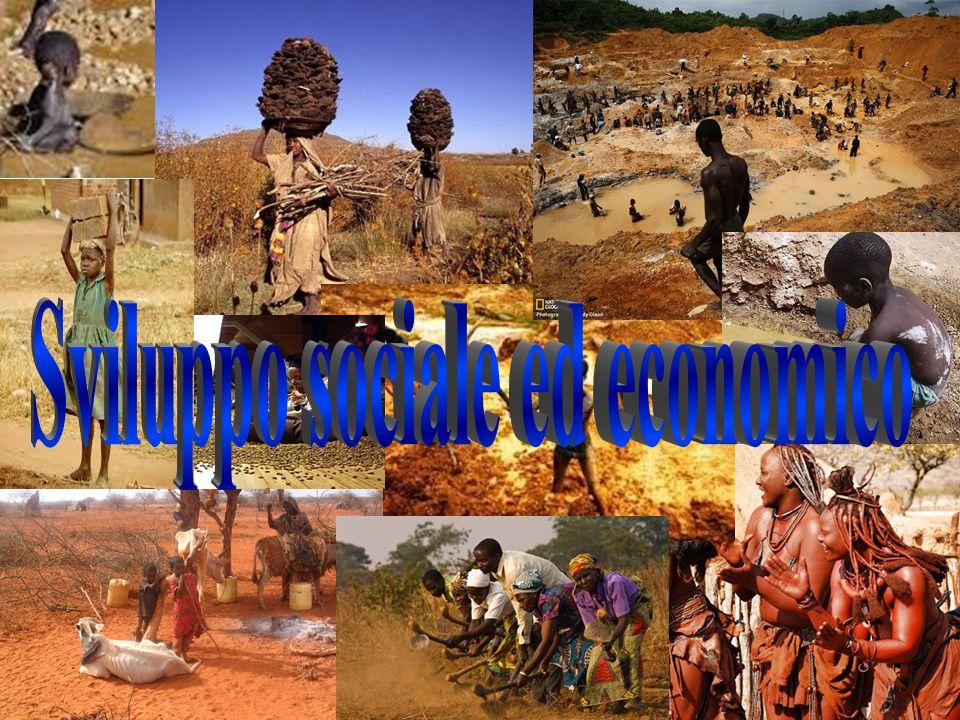 Sviluppo sociale ed economico