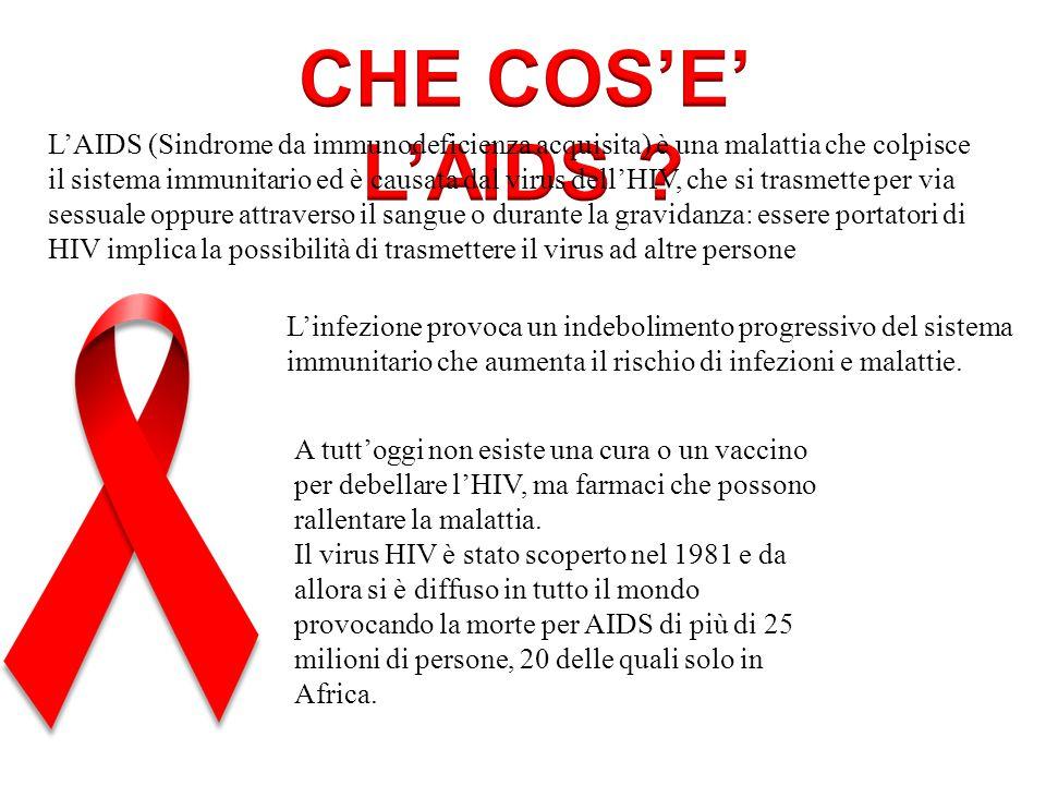 CHE COS'E' L'AIDS