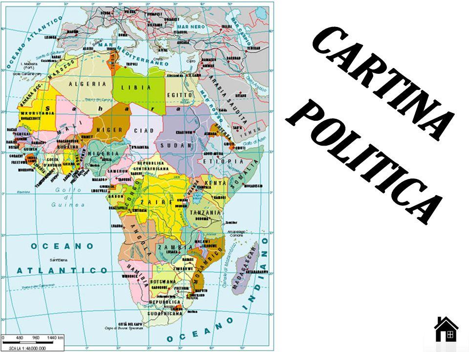 CARTINA POLITICA