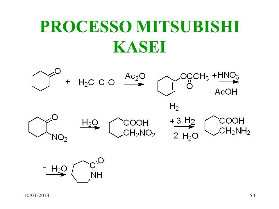 PROCESSO MITSUBISHI KASEI