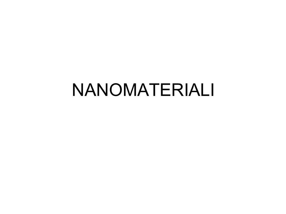 NANOMATERIALI