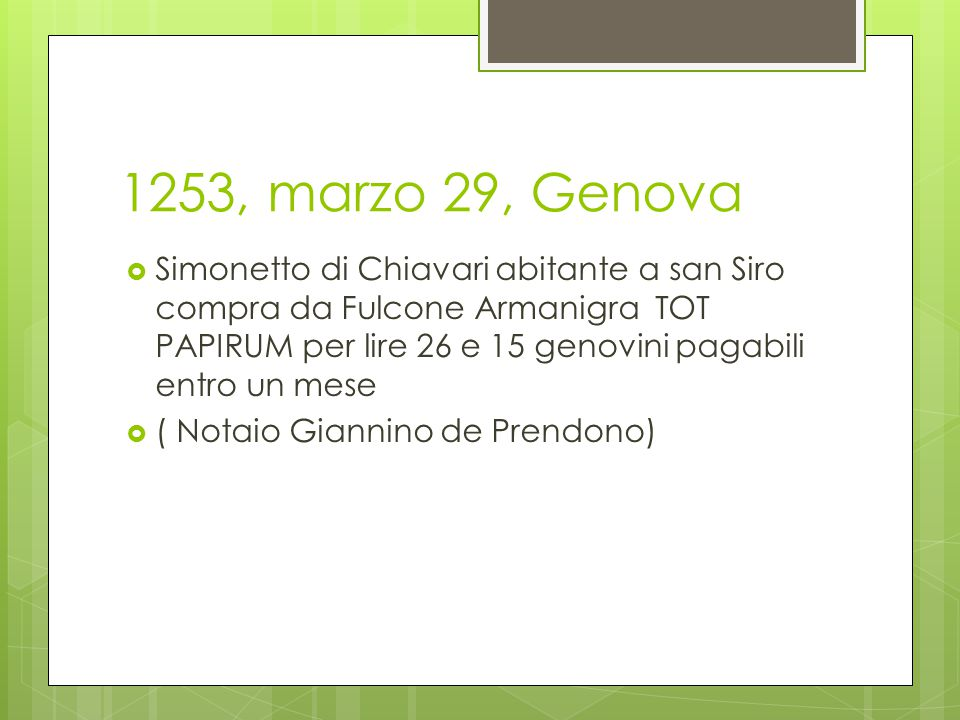 1253, marzo 29, Genova