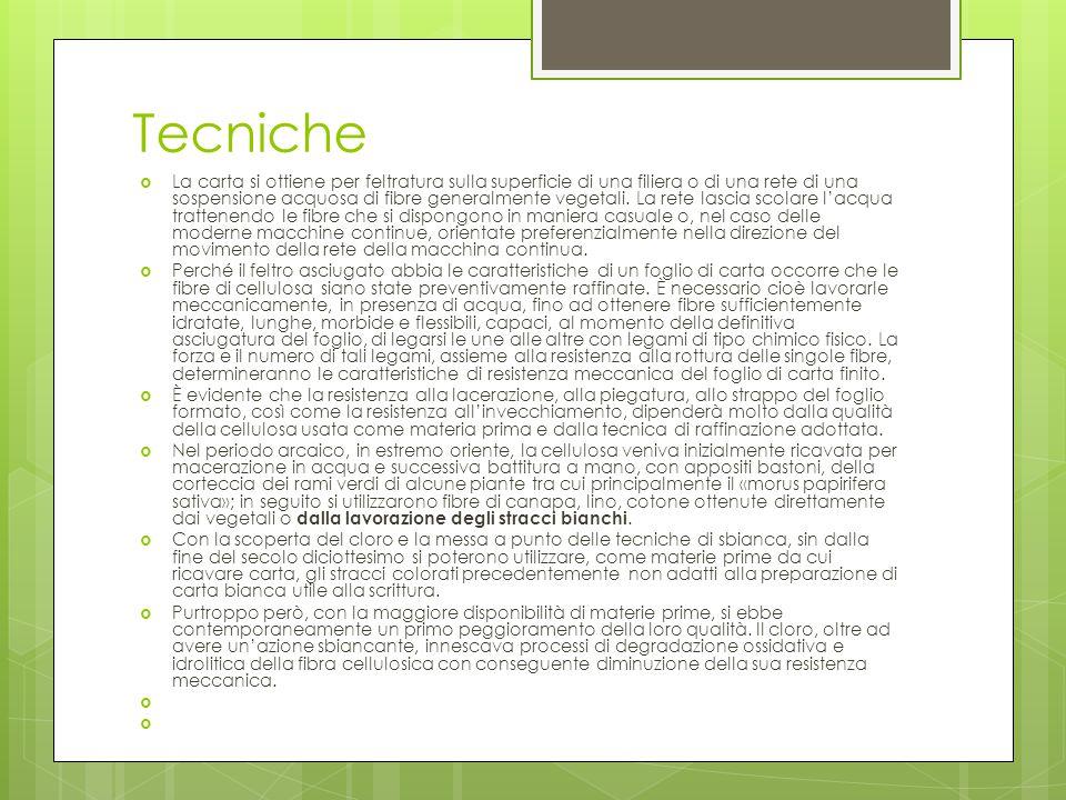 Tecniche