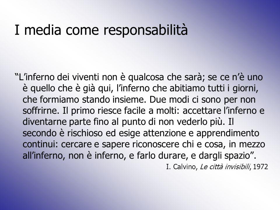I media come responsabilità