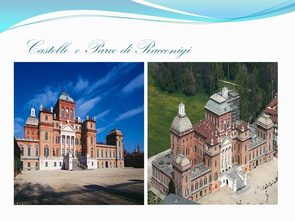 Castello e Parco di Racconigi