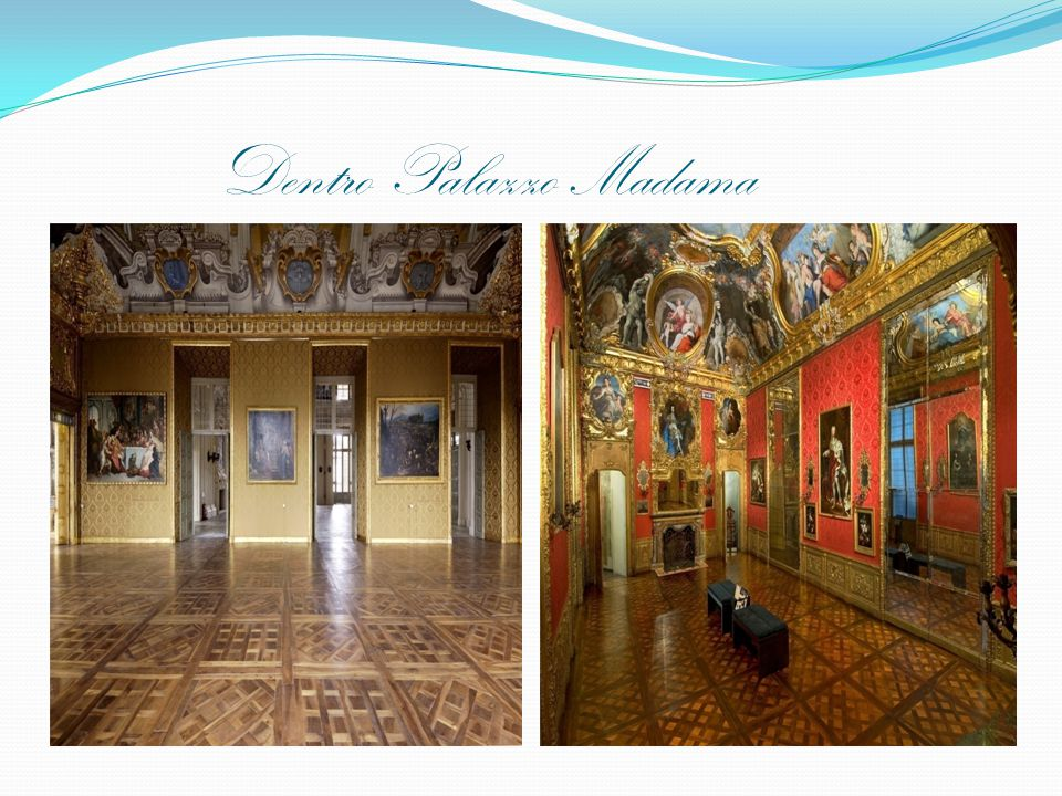 Dentro Palazzo Madama
