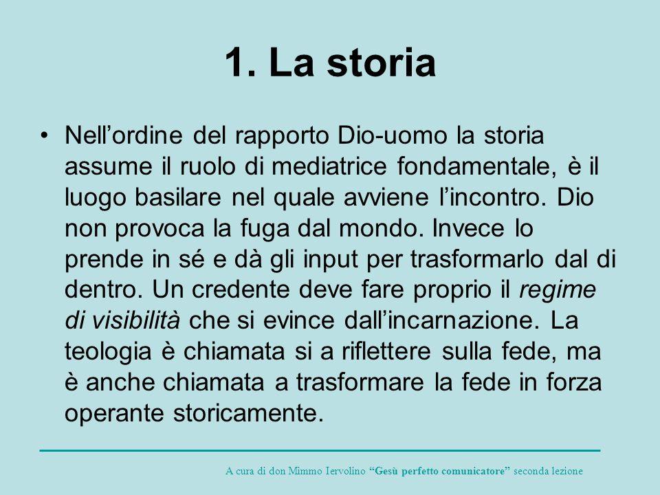 1. La storia