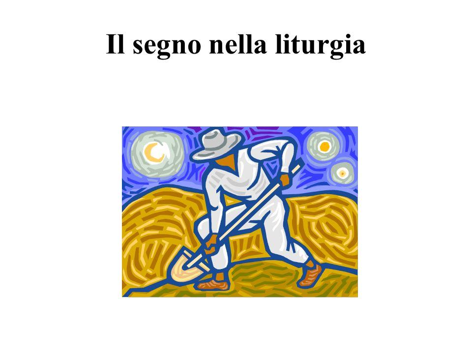 Il segno nella liturgia