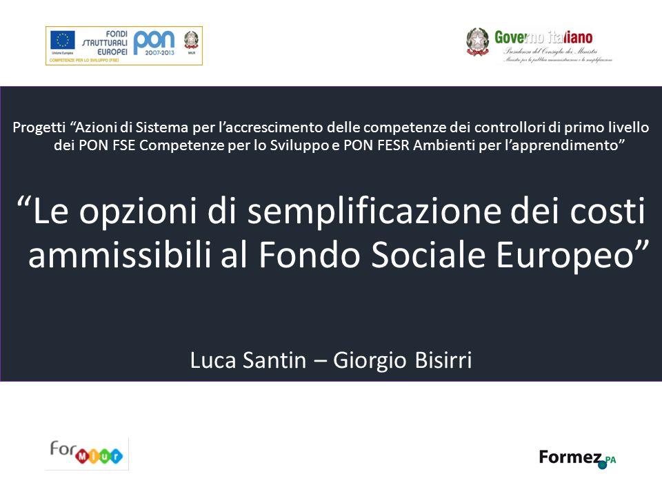 Luca Santin – Giorgio Bisirri