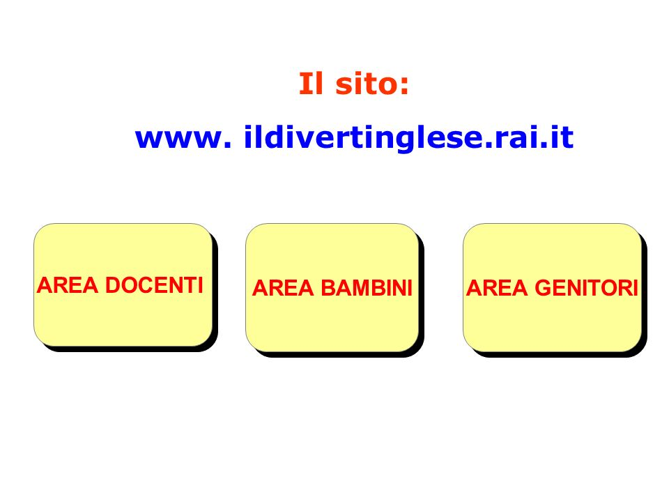 www. ildivertinglese.rai.it