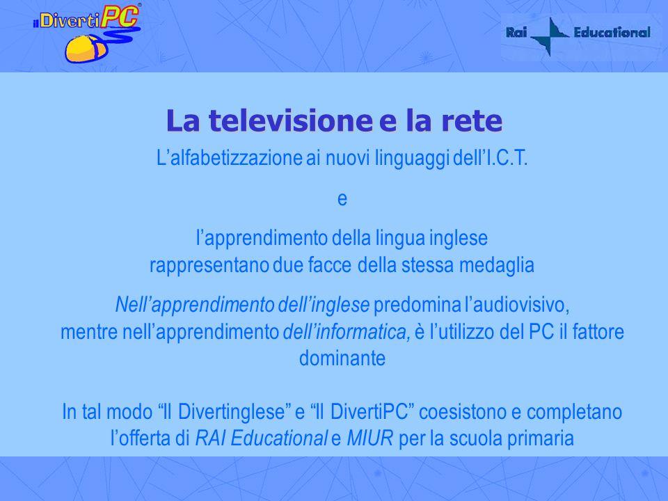 La televisione e la rete