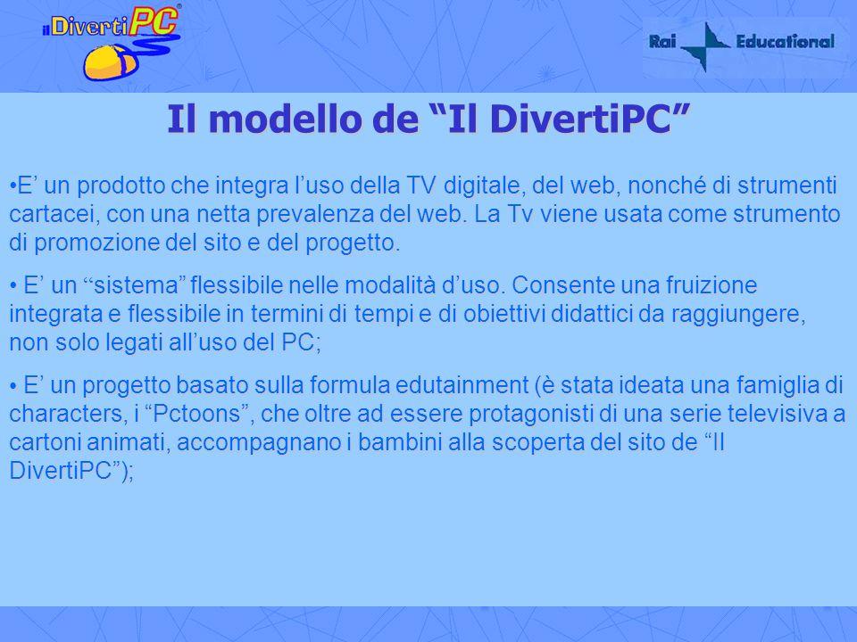 Il modello de Il DivertiPC