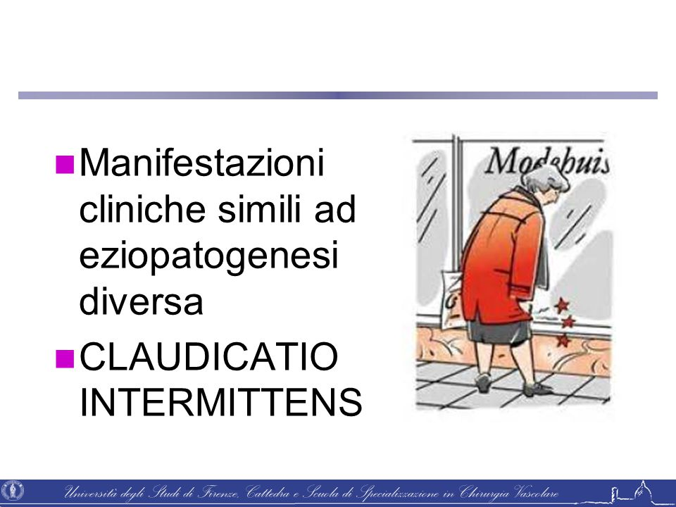 Manifestazioni cliniche simili ad eziopatogenesi diversa