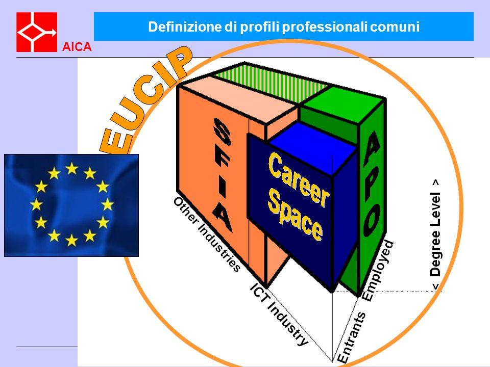 Definizione di profili professionali comuni