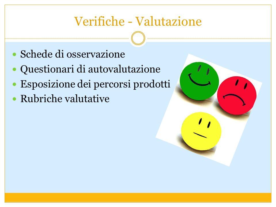 Verifiche - Valutazione
