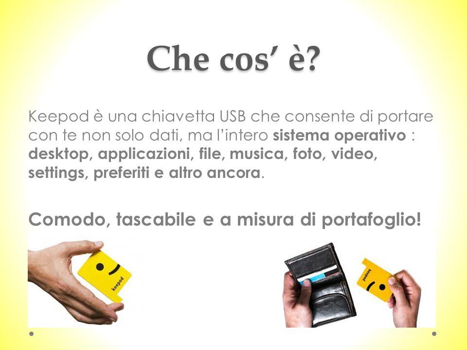 Che cos' è Comodo, tascabile e a misura di portafoglio!