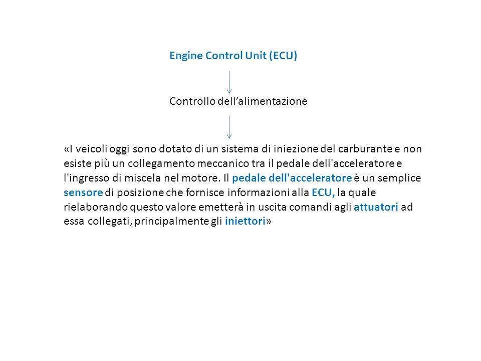 Engine Control Unit (ECU)