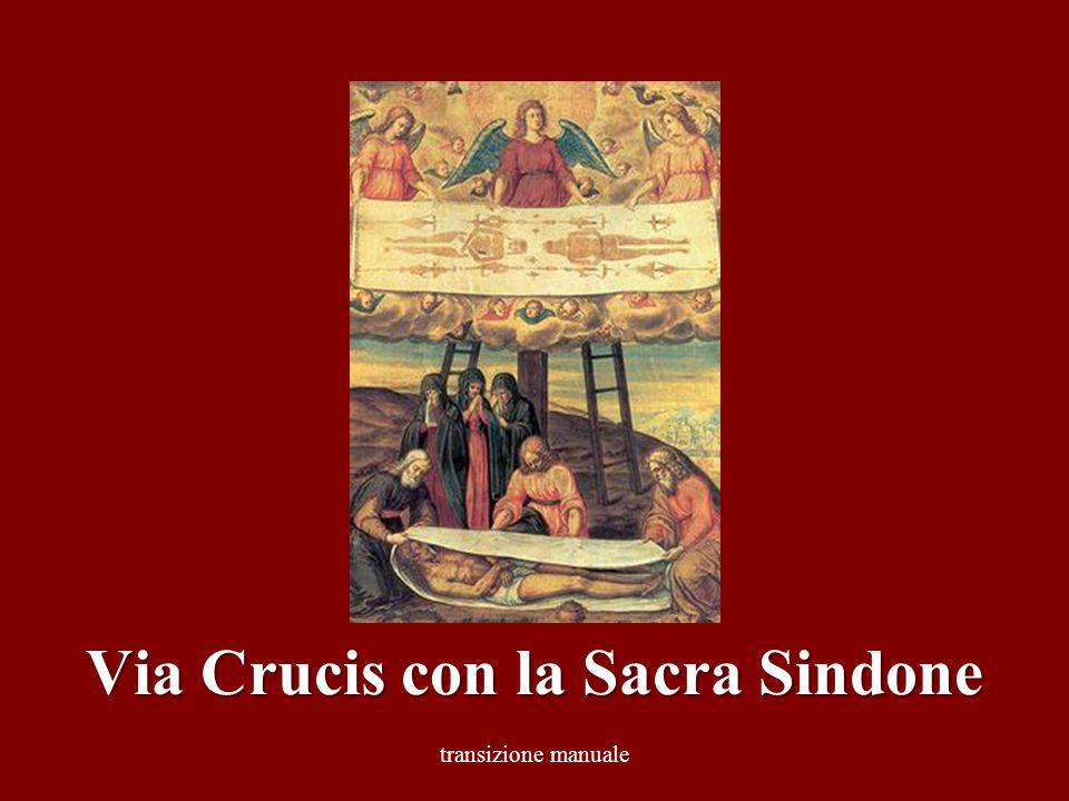 Via Crucis con la Sacra Sindone