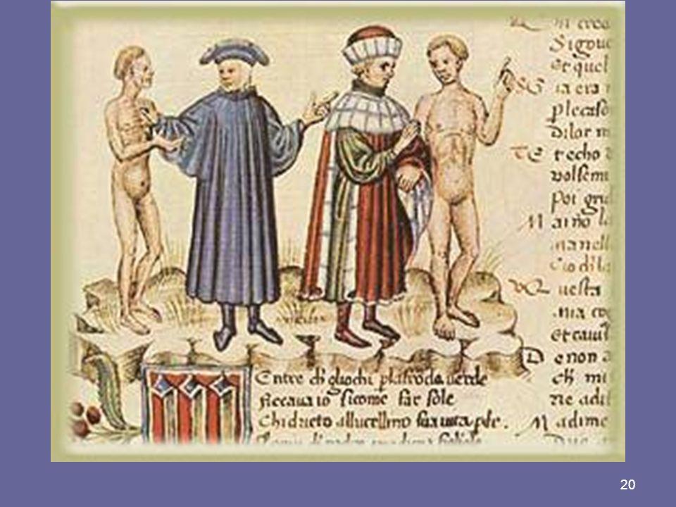 Bonagiunta parafrasa le parole di Dante cercando di individuare la differenza fra la poesia di Dante e quella siciliana di Jacopo da Lentini (v. 56) e toscana propria e di Guittone d'Arezzo (v. 56). È convinto che la differenza (vv. 55-57) stia nei due ultimi aspetti toccati da Dante (aderenza al dettato d'Amore e adeguamento dei mezzi espressivi ai fini, la convenientia: vv. 58-60) e non coglie il nocciolo della differenza di fondo che consiste nella concezione non soggettiva o, peggio, biografica dell'Amore, ma universale e trascendente. A dimostrazione che non ha colto la differenza sta il fatto che usa Femmina al v. 43 dove avrebbe dovuto usare donna : la canzone di Dante che pur cita e che pur inizia con Donne non gli ha insegnato nulla. Anzi sottolinea espressamente che non vi sono altre differenze fra le diverse poesie (vv. 61-62).