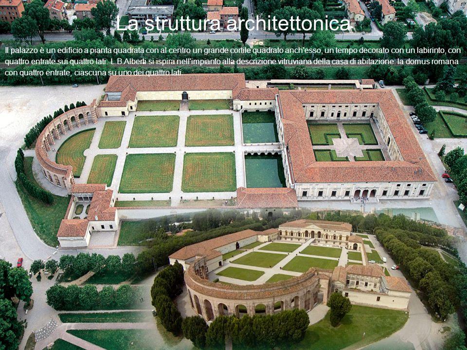 La struttura architettonica