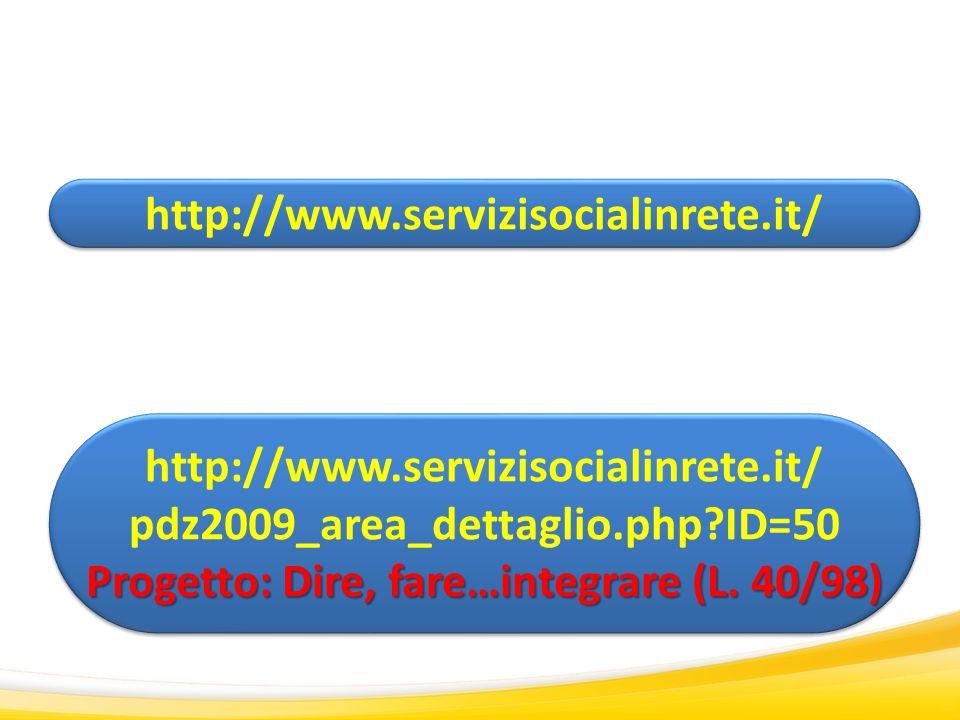 pdz2009_area_dettaglio.php ID=50