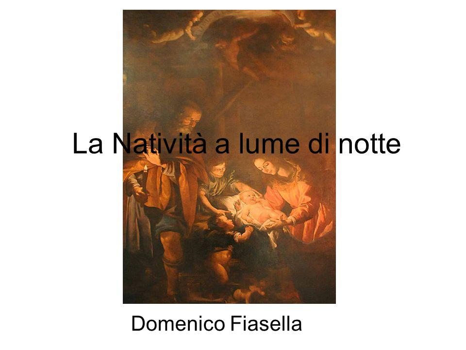 La Natività a lume di notte
