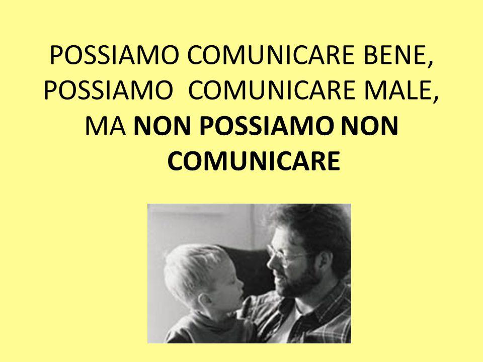 POSSIAMO COMUNICARE BENE, POSSIAMO