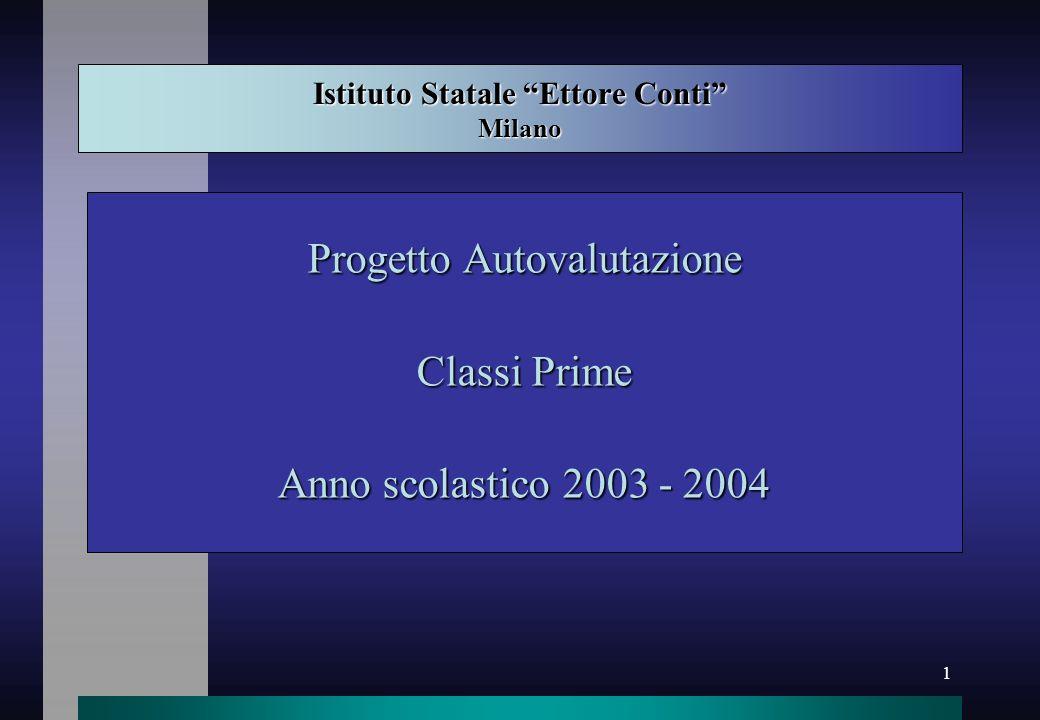 Istituto Statale Ettore Conti Milano