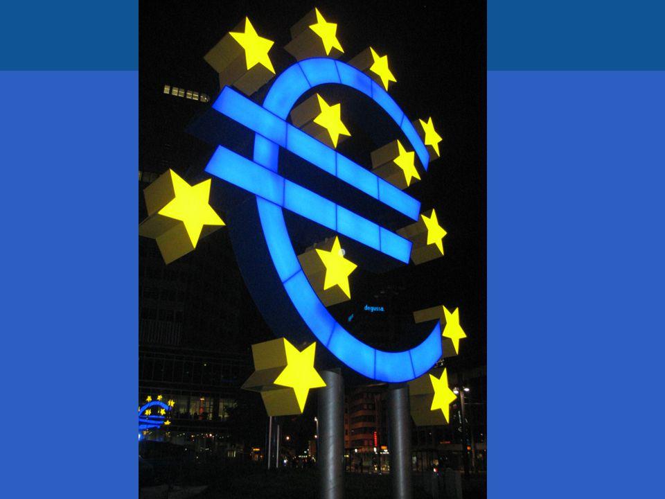 L'EURO: è la valuta ufficiale di 19 dei 28 paesi membri dell Unione europea.