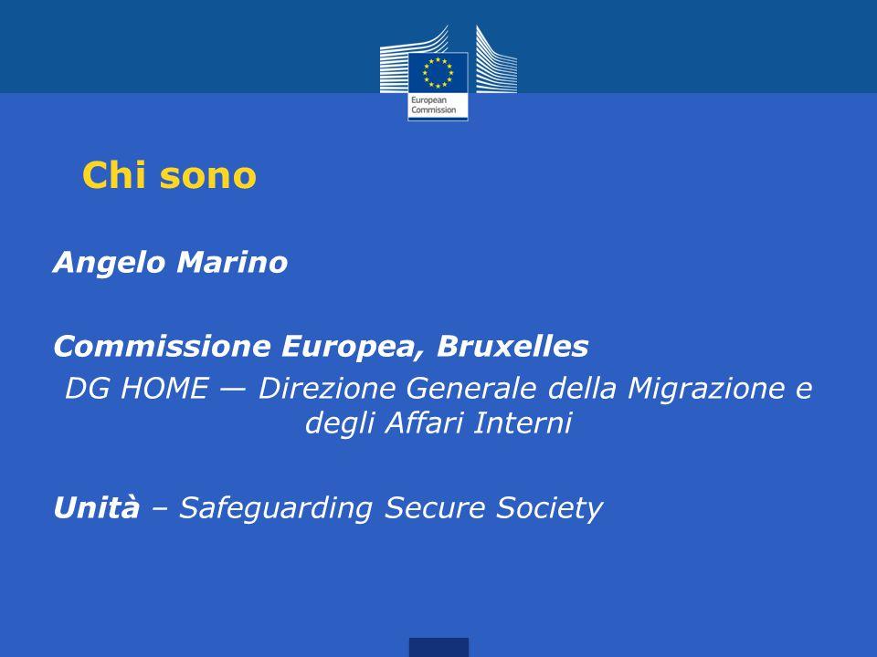 DG HOME — Direzione Generale della Migrazione e degli Affari Interni