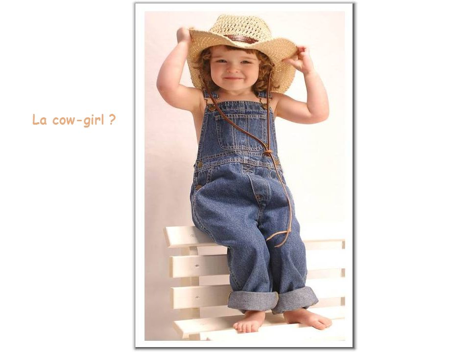 La cow-girl