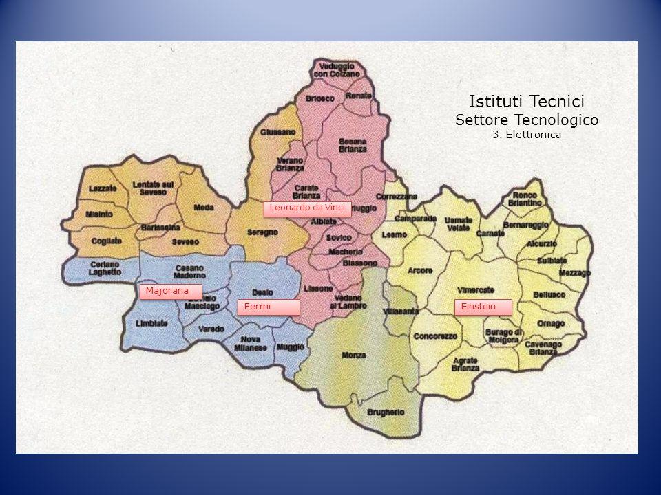 Istituti Tecnici Settore Tecnologico 3. Elettronica Majorana Fermi