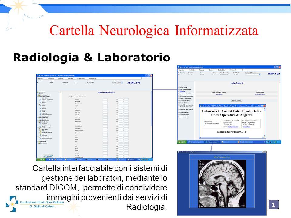 Radiologia & Laboratorio