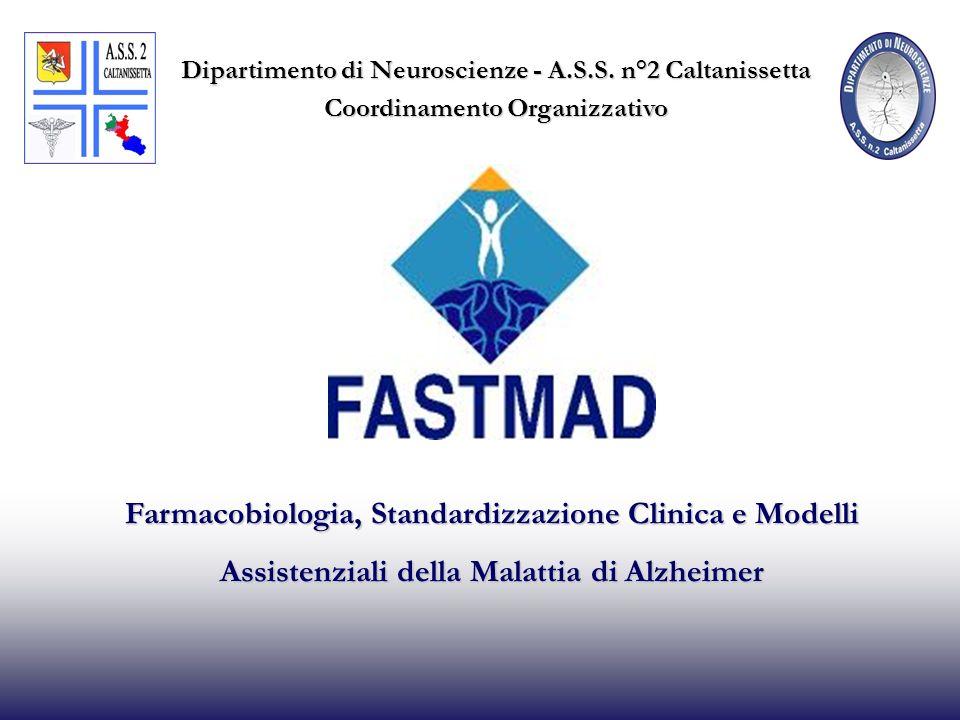 Dipartimento di Neuroscienze - A.S.S. n°2 Caltanissetta