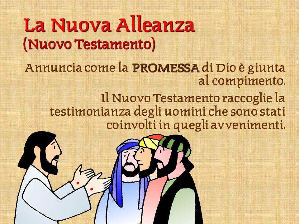 La Nuova Alleanza (Nuovo Testamento)