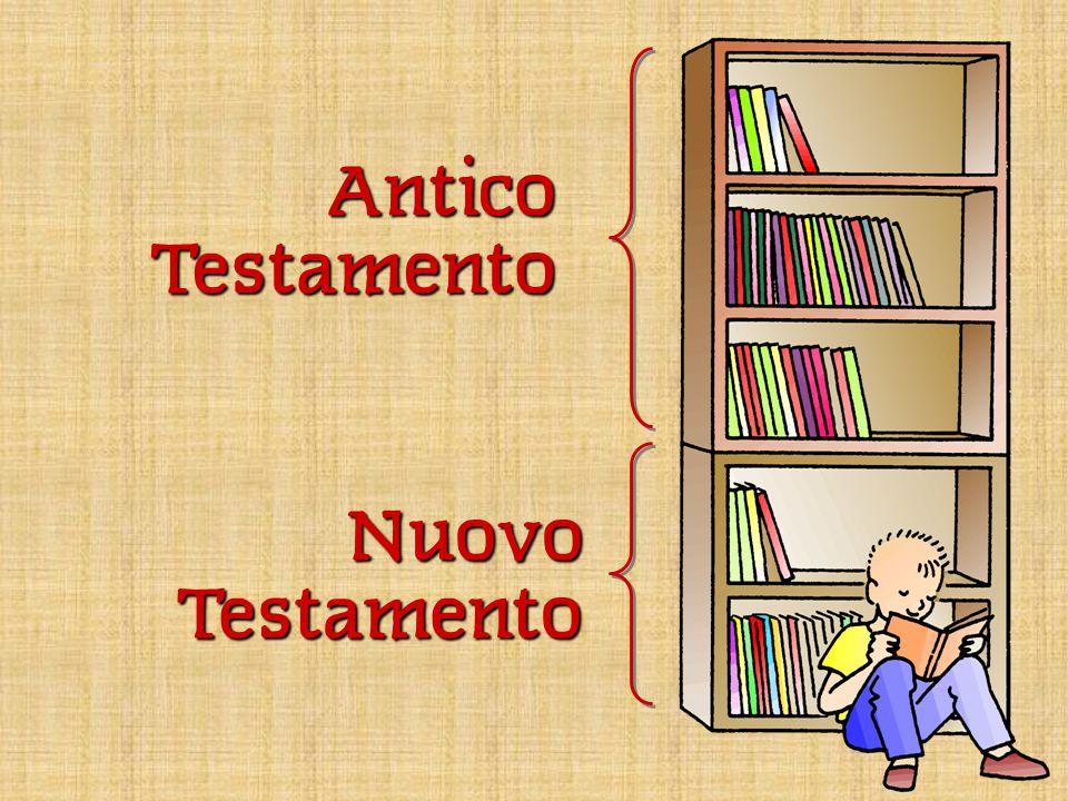 Antico Testamento Nuovo Testamento