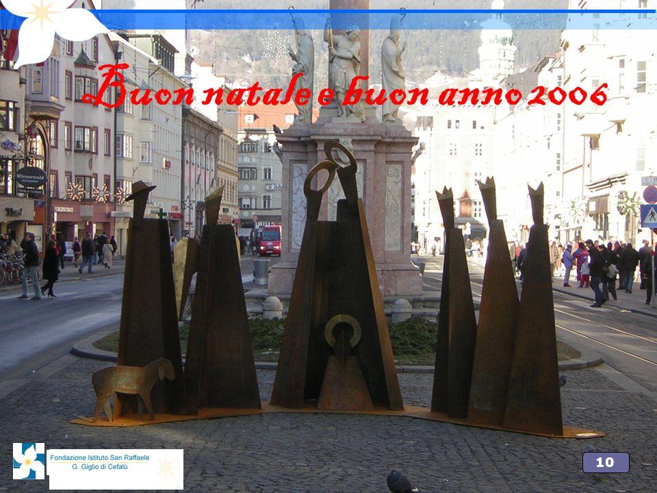 Buon natale e buon anno 2006