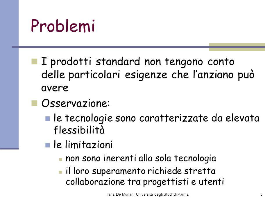 Ilaria De Munari, Università degli Studi di Parma