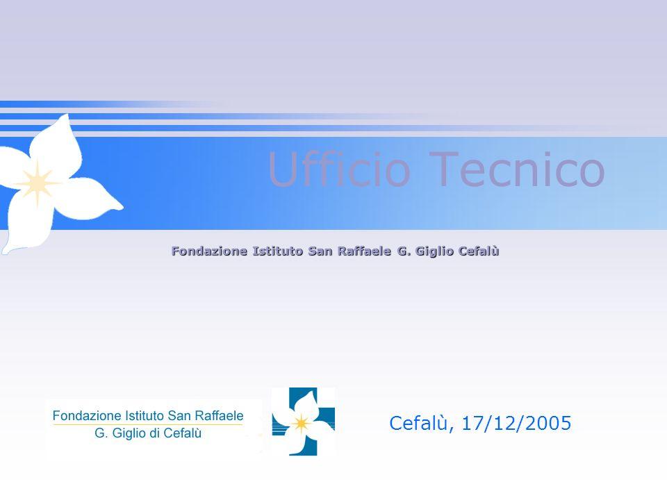 Ufficio Tecnico Cefalù, 17/12/2005