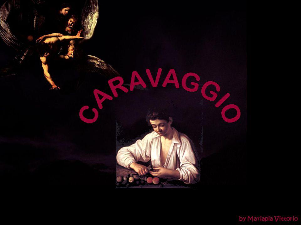 CARAVAGGIO by Mariapia Vittorio