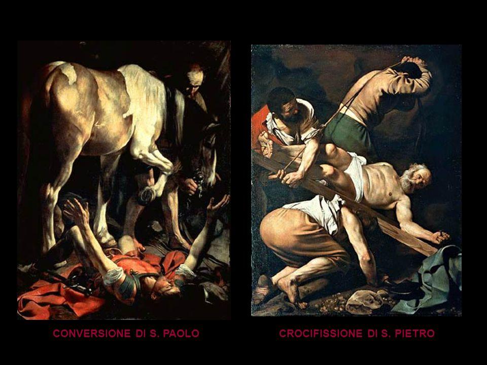CONVERSIONE DI S. PAOLO CROCIFISSIONE DI S. PIETRO