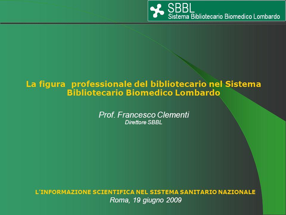 Prof. Francesco Clementi