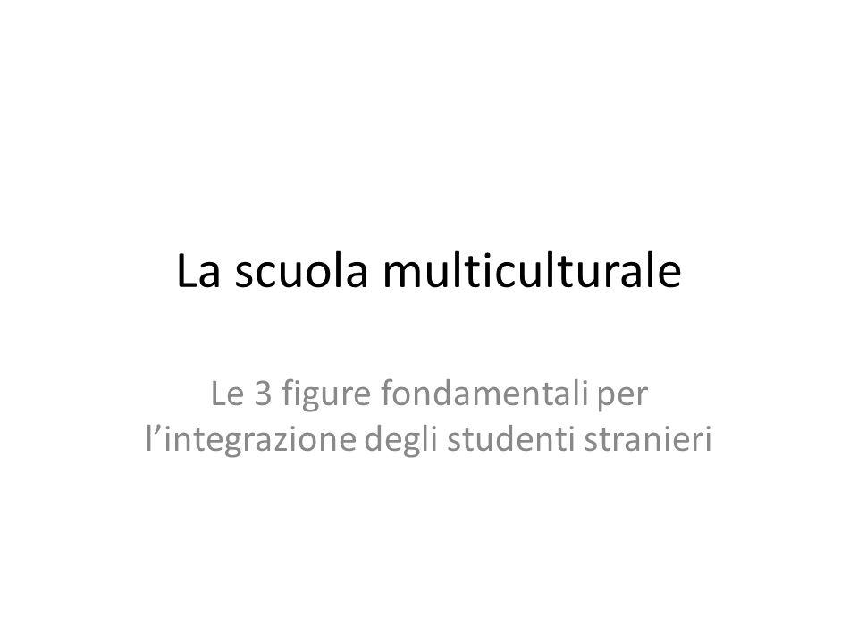 La scuola multiculturale
