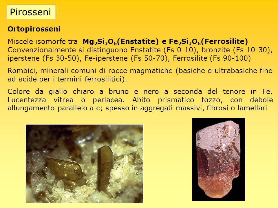 Pirosseni Ortopirosseni