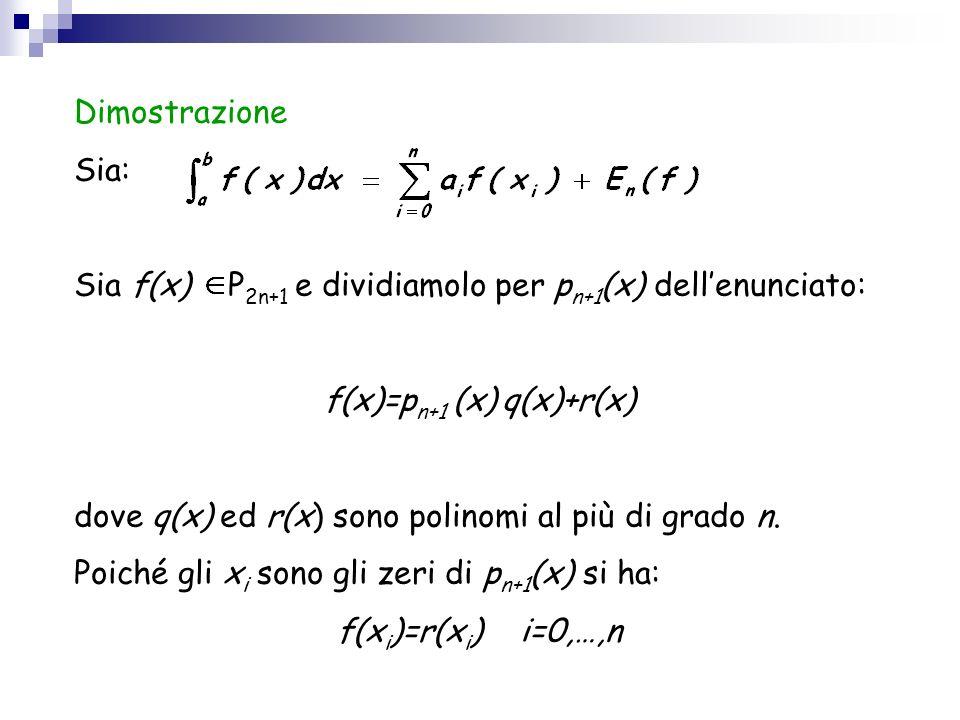 f(x)=pn+1 (x) q(x)+r(x)