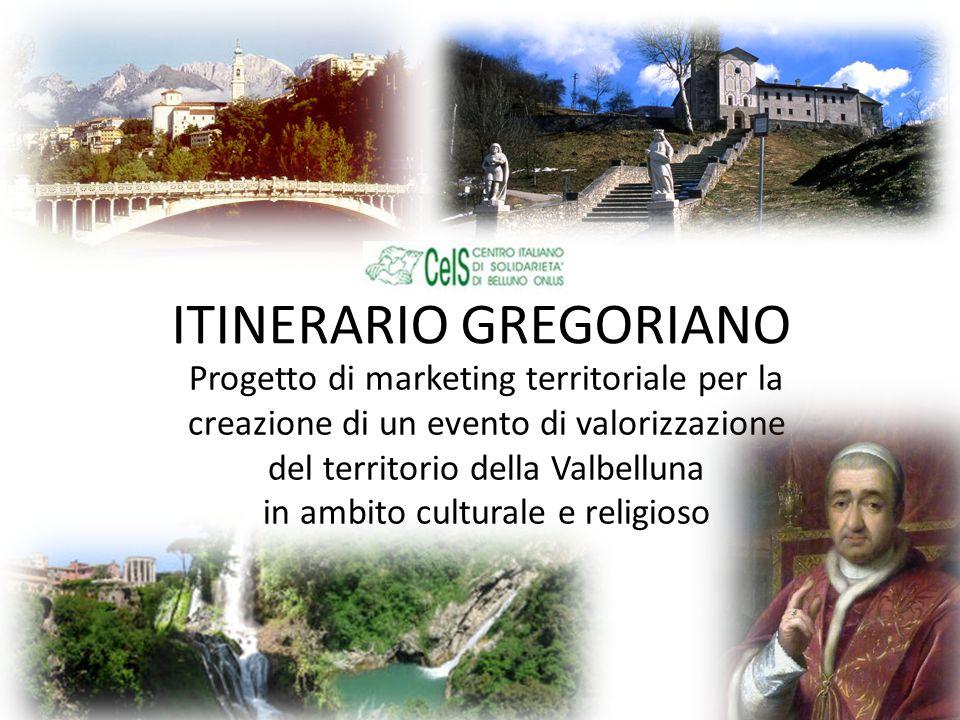 ITINERARIO GREGORIANO