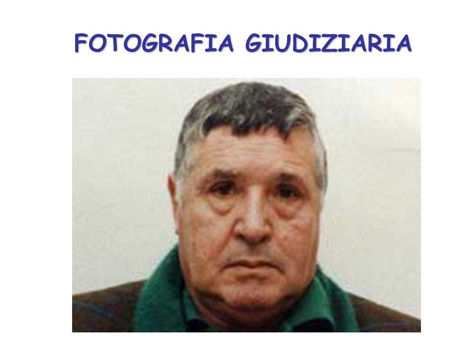FOTOGRAFIA GIUDIZIARIA